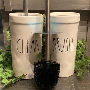 🎀🆕Rae Dunn Set of 2 Toilet Bowl Brushes